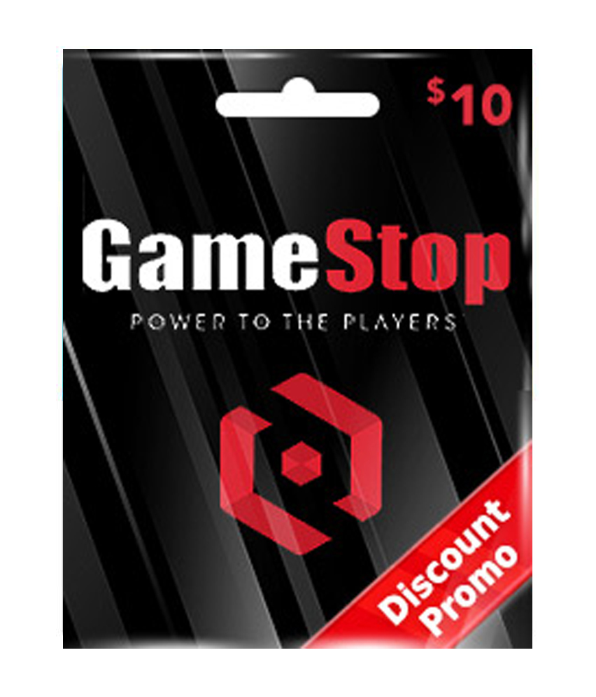 GameStop Gift Card US $10 [ Email Delivery ]