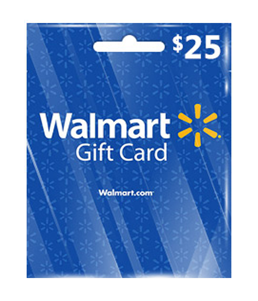 Walmart $25 US Gift Card [ Email Delivery ]