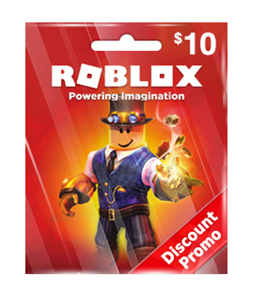 Roblox Game Ecard 10 Us Email Delivery