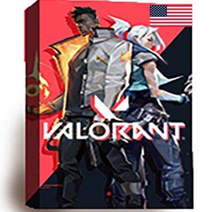 Valorant Points US